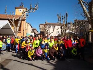 dimanche 31 mars, les diagonalistes de France rassemblés à Néoules