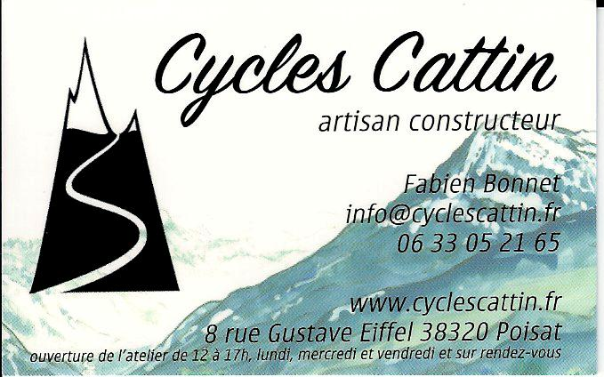Cycles cattin
