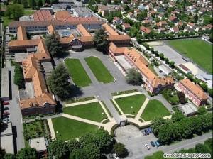 Le Lycée de Vizille (photo du site du Lycée)