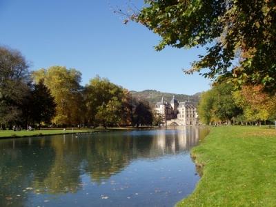 Le château de Vizille et son parc