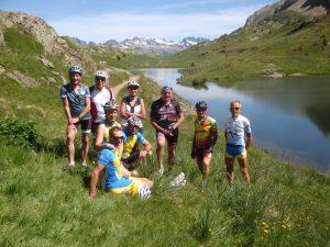 9 CTG au lac Besson (col de Poutran)
