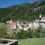 le village de Fusio ( en val Maggia)
