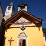 église de Fusio ( Val Maggia )