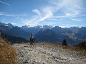 De belles vues sur la Vanoise