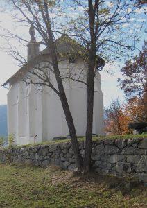 La chapelle de Notre Dame des Neiges