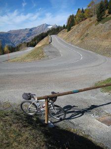 Route du Petit Saint Bernard
