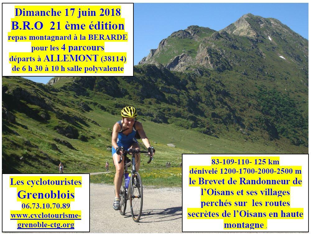 cyclosportive 2018 france