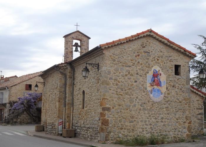 2 la chapelle de Montéglin