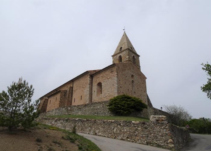 5 l'église d'Upaix