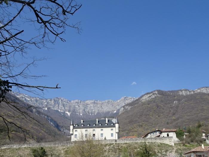 le château de Boissieu
