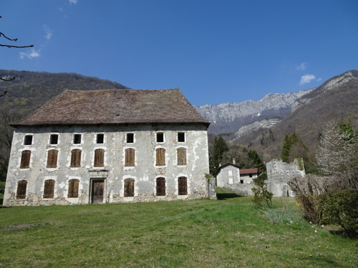 le château de Montalieu
