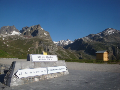 n°9 le col du Glandon