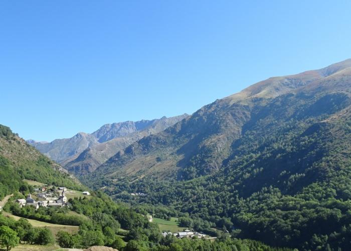 village de Lavaldens