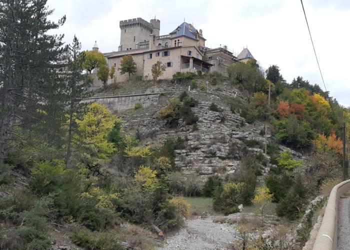 14. chateau d'aulan