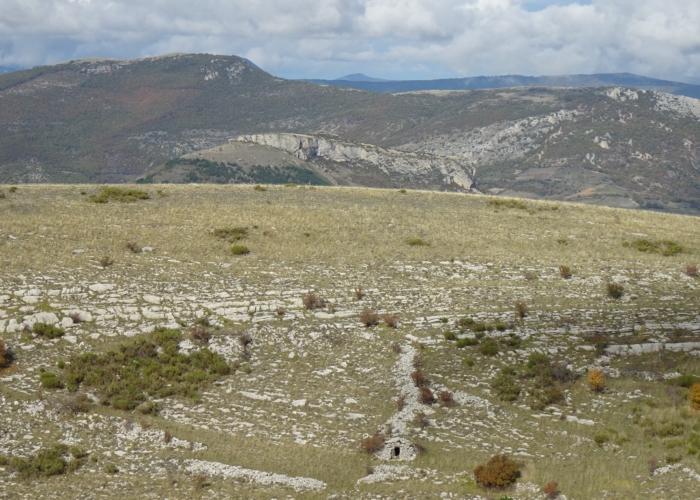 9. le plateau de bergiès