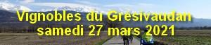 Vignobles du Grésivaudan 2021