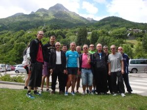 le cyclo club de Chaponnay ( Rhône )
