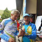 récompense au cyclo club de St Jean de Vedas (34 )